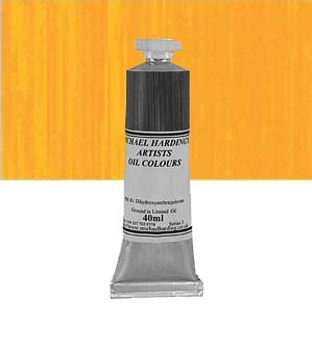 Michael Harding Artist Oil Colour 40ml Cadmium Yellow