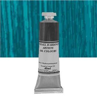 Michael Harding Artist Oil Colour 40ml Cobalt Turquoise Deep