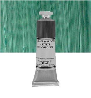 Michael Harding Artist Oil Colour 40ml Cobalt Green Deep