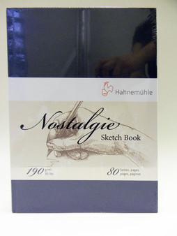Hahnemuhle Nostalgie A4 Portrait Sketchbook