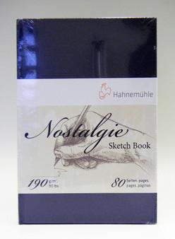 Hahnemuhle Nostalgie A5 Portrait Sketchbook