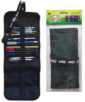 Yasutomo Niji Roll Pen & Pencil Carrier