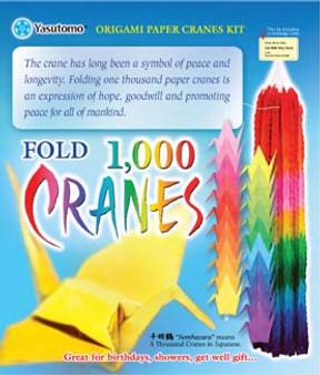 Yasutomo 1000 Cranes Kit