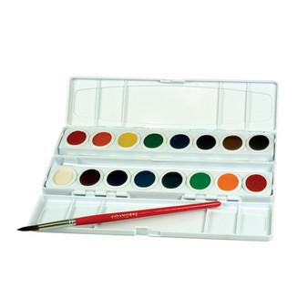 Prang Classic Set of 16 Watercolors