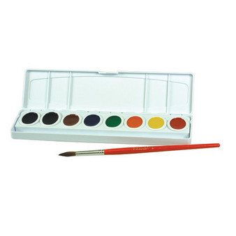 Prang Classic Set of 8 Watercolors