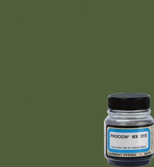 Jacquard Procion MX 2/3oz Olive Green