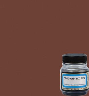 Jacquard Procion MX 2/3oz Chocolate Brown