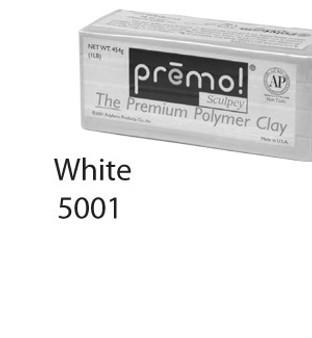 Premo Sculpey 1 Lb White