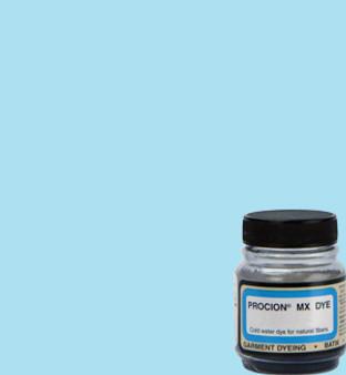 Jacquard Procion MX 2/3oz Pale Aqua