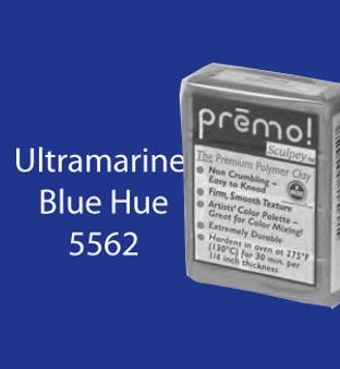 Premo Sculpey 2 Oz Ultramarine Blue Hue
