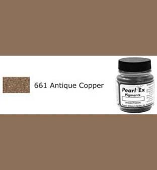 Jacquard Pearl-Ex 0.75oz Antique Copper 661
