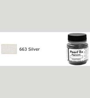 Jacquard Pearl-Ex 0.75oz Silver 663