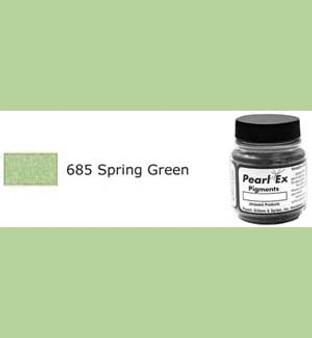 Jacquard Pearl-Ex 0.75oz Spring Green 685