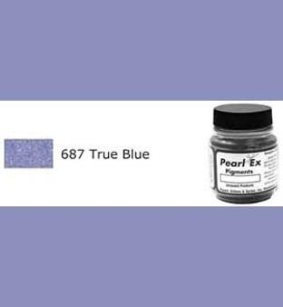 Jacquard Pearl-Ex 0.75oz True Blue 687