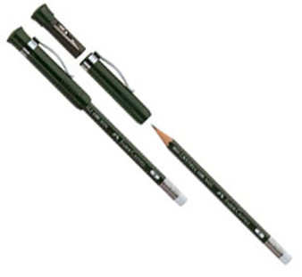 Faber-Castell Perfect Pencil Green