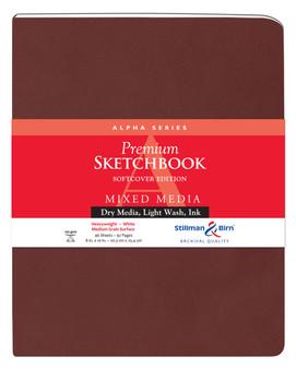 Stillman & Birn Softcover Sketchbook Alpha Series 150g 8x10