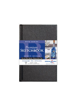 Stillman & Birn Beta Series Hardbound Sketch 270g 5.5X8.5