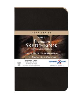 Stillman & Birn Nova Series Softcover 5.5x8.5 Beige