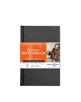 Stillman & Birn Gamma Hardbound Sketch Book 150gsm 5.5x8.5