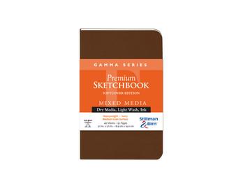Stillman & Birn Softcover Sketchbook Gamma Series 150g 3.5x5.5