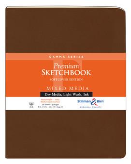 Stillman & Birn Softcover Sketchbook Gamma Series 150g 8x10