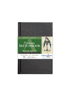 Stillman & Birn Delta Series Hardbound Ivory 270g 5.5X8.5
