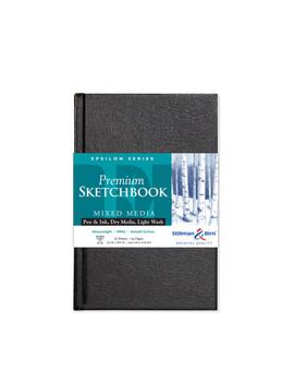 Stillman & Birn Epsilon Hardbound Sketch Book 150gsm 5.5x8.5