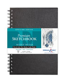 Stillman & Birn Epsilon Series Wirebound Sketch 150g 7x10