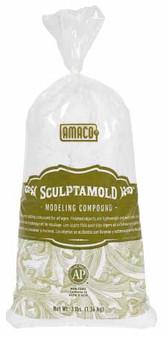 Amaco Sculptamold 3 lbs.