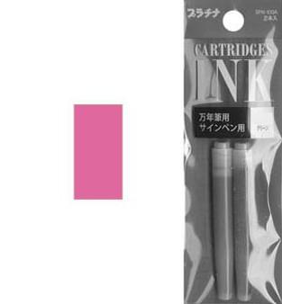 Preppy Refill Cartridge Pink