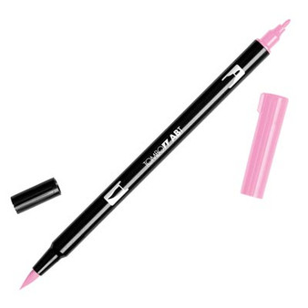 Tombow Dual Brush Marker Pink