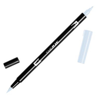 Tombow Dual Brush Marker Cool Gray 3