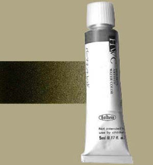 Holbein Artists Watercolor 5ml Sepia