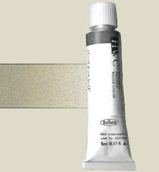 Holbein Artists Watercolor 5ml Silver