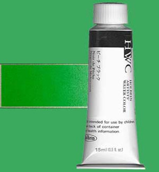 Holbein Artists Watercolor 15ml Viridian
