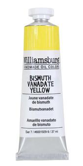 Williamsburg Handmade Oil Paint 37ml Bismuth Vanadate Yellow