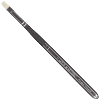 Jack Richeson Grey Matters Pocket Interlocking Bristle for Oil & Acrylic Bright 2