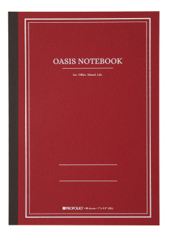 "Itoya ProFolio Oasis Journal Large 7x10"" Brick"