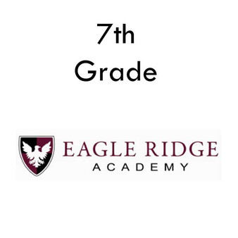 Eagle Ridge Academy 7th grade Kit