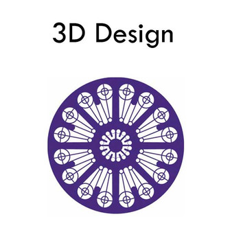 3D Design with Monica Rudquist