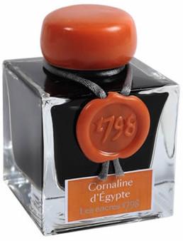 "J. Herbin 1798 Anniversary ""Cornaline d'Egypte"" (Carnelian of Egypt) Ink 50ml"