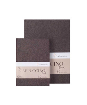 "Hahnemuhle Cappuccino Book 6x8"" 40 Sheets"
