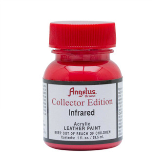 Angelus Leather Paint 1oz Collector Edition Infrared