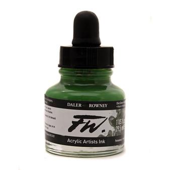 Daler-Rowney Fw Ink 1oz Olive Green