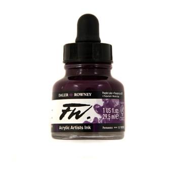 Daler-Rowney Fw Ink 1oz Purple Lake