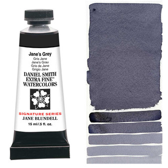 Daniel Smith Extra-Fine Watercolor 15ml 2019 Color Jane's Grey