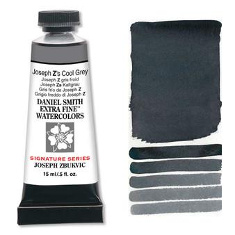 Daniel Smith Extra-Fine Watercolor 15ml 2019 Color Joseph Z's Cool Grey