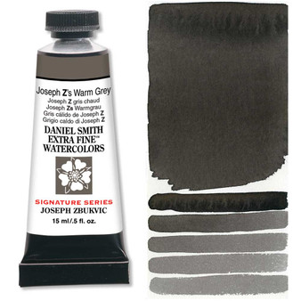 Daniel Smith Extra-Fine Watercolor 15ml 2019 Color Joseph Z's Warm Grey