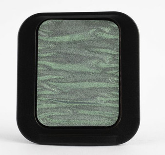 Finetec Artist Mica Watercolor Pearlescent Paint Emerald