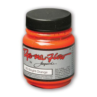 Jacquard Dye-Na-Flow 2.25 fl oz Bright Orange